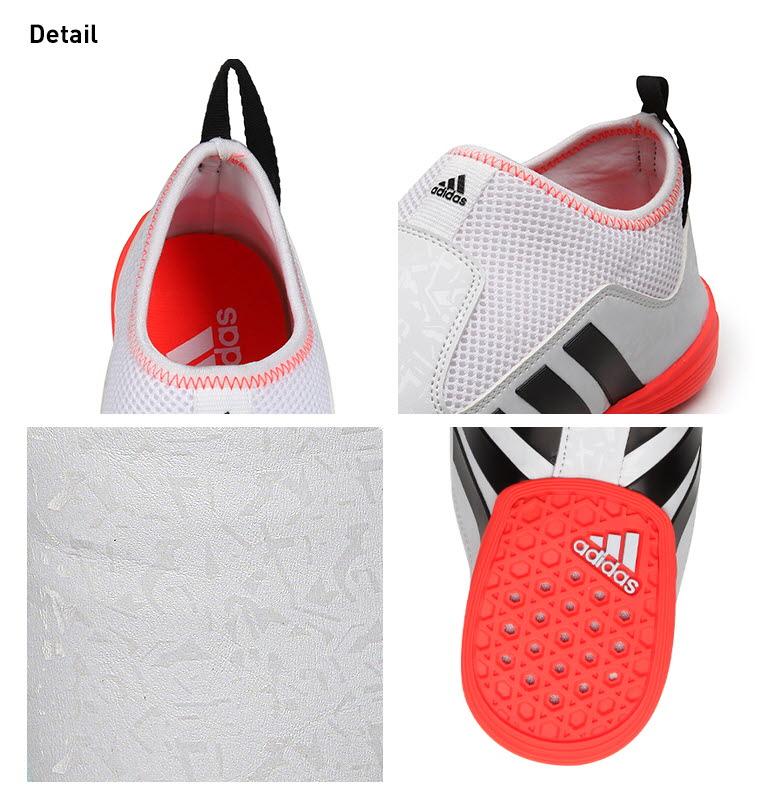 Martial arts MMA Karate Adidas The Contestant Taekwondo Shoes Orange // White