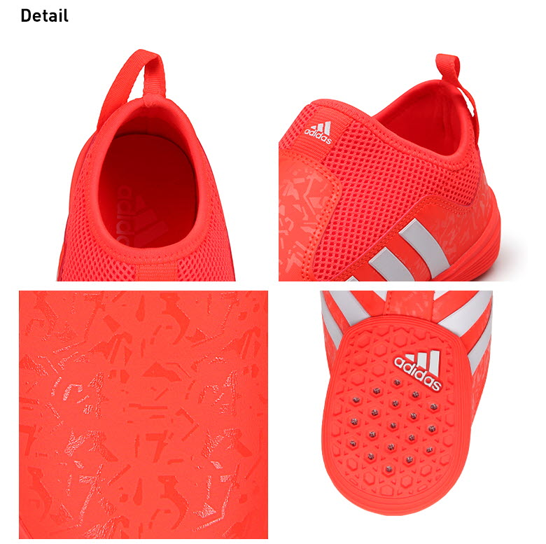 Details about Adidas The Contestant Taekwondo Shoes Orange White ADI BRAS16 ADITBR01 TKD
