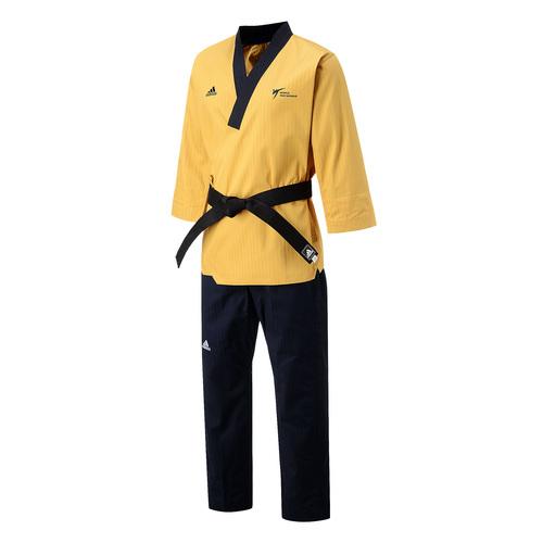 Adidas WFT Poomsae High Dan Master Uniform//ADITPGM01//Taekwondo Poomsae uniform